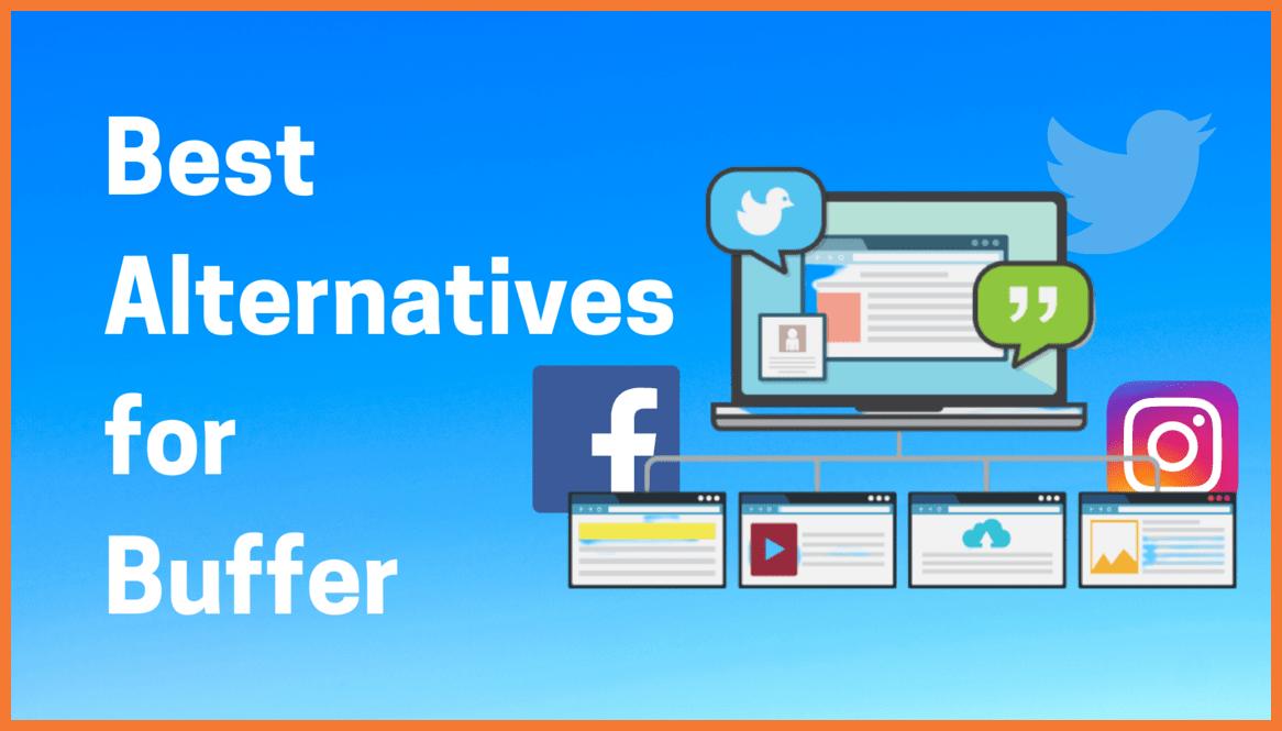 Buffer Alternatives for Social Media Management