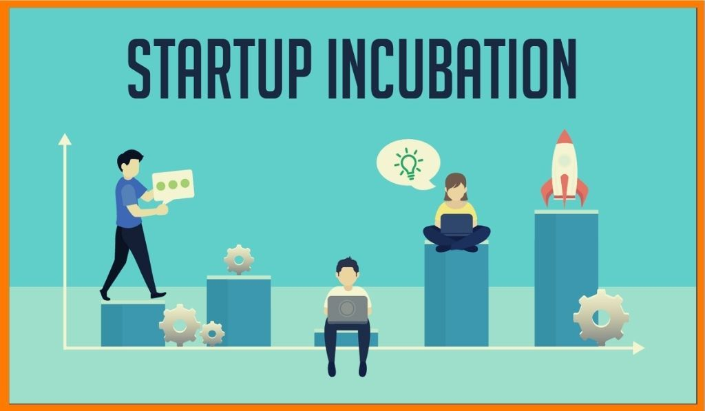 Startup incubation