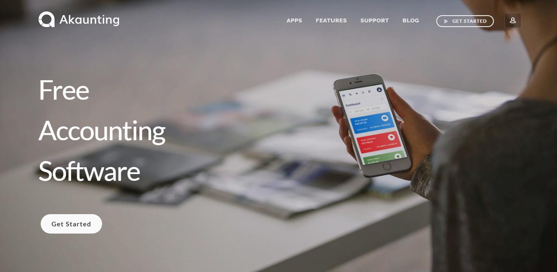 Akaunting Free Bookkeeping Software