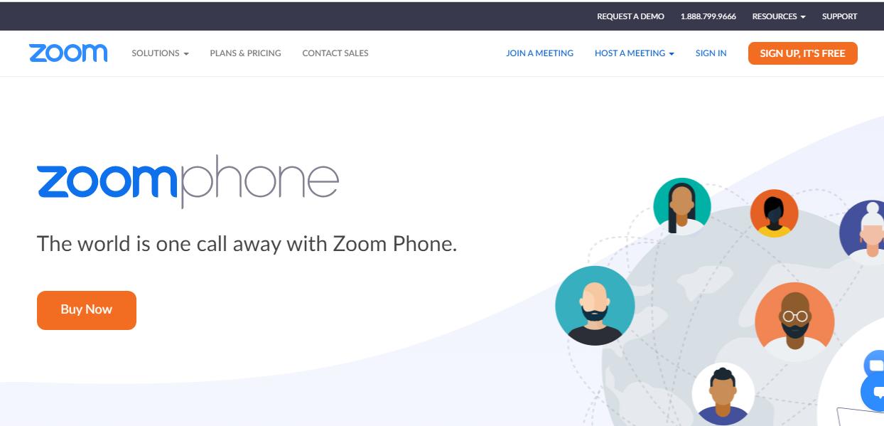 Zoom Video Calling