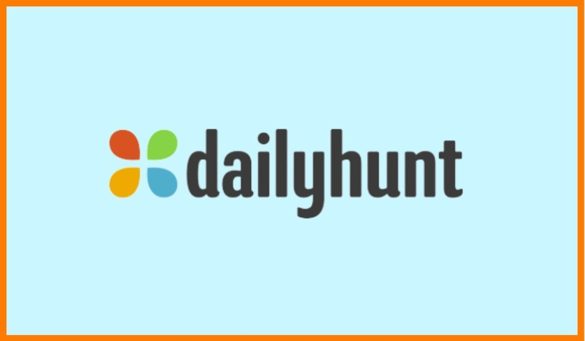 Dailyhunt App - Get Daily News and Content in your Own Language