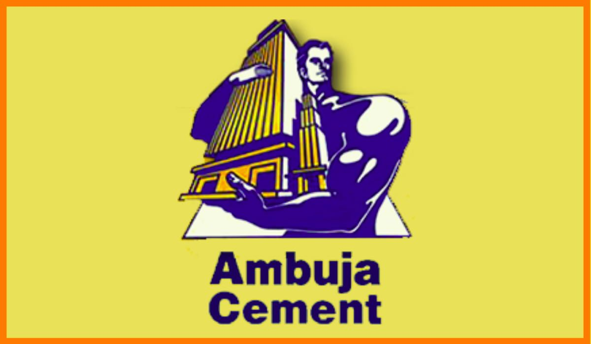 Ambuja Cement - Optimistic About its Future