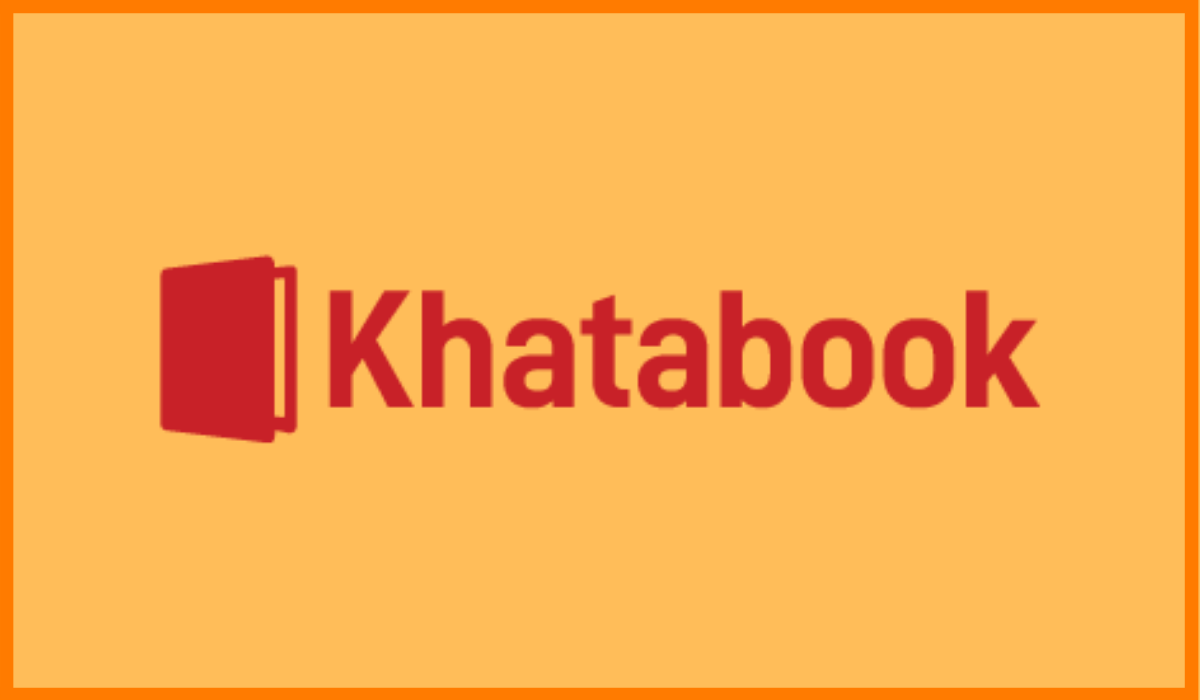 Khatabook - Reducing the Burden of Accounting
