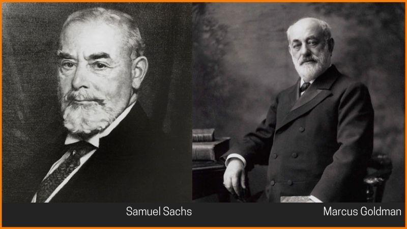 Goldman Sachs Founder