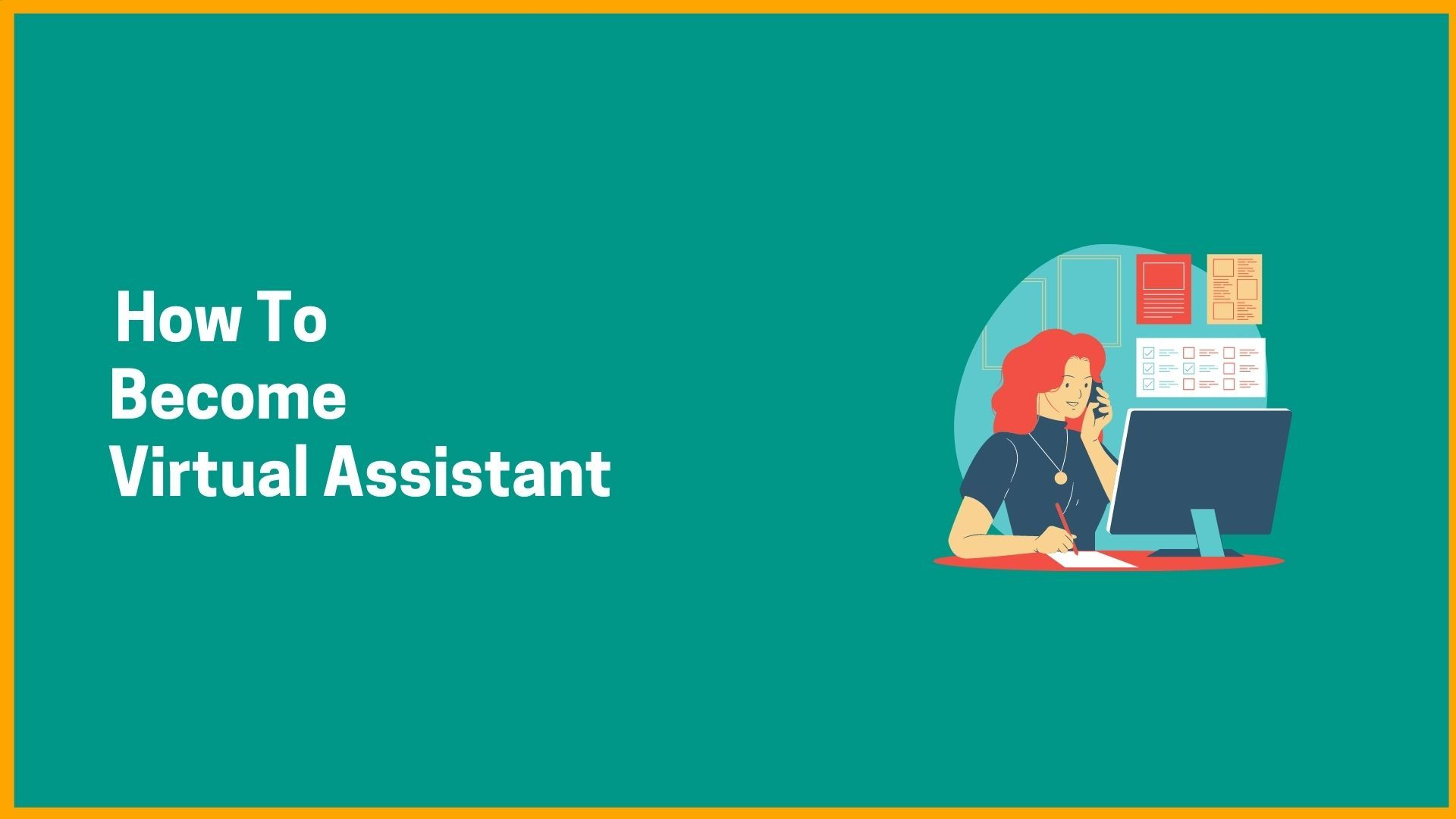How To Become Virtual Assistant