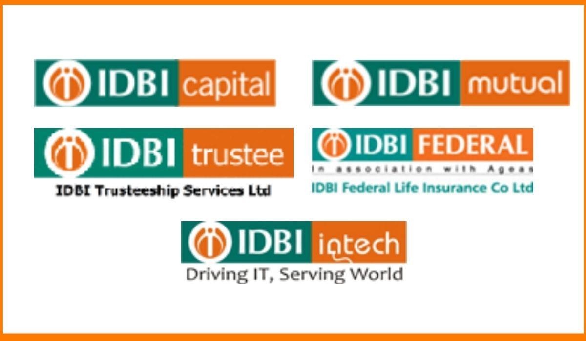 IDBI Subsidiaries