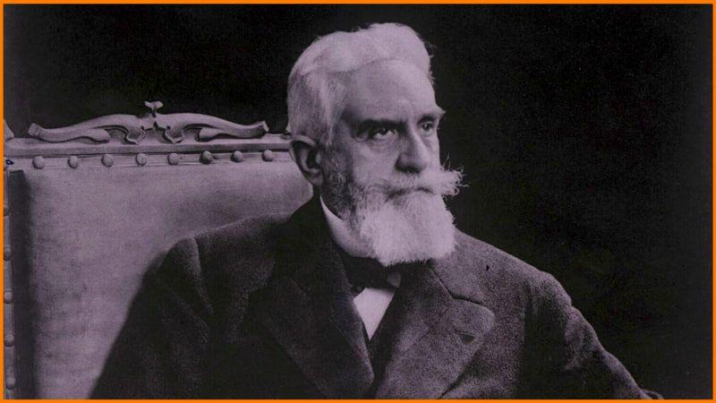 Founder of Ericsson