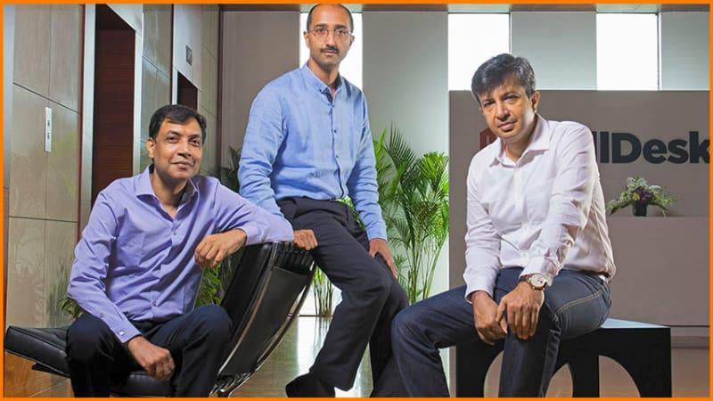 Founders of Billdesk