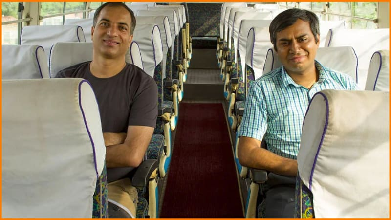 Founders of Shuttl