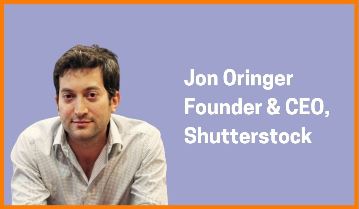 Jon Oringer: Founder & CEO at Shutterstock