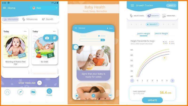 KinderPass Mobile App