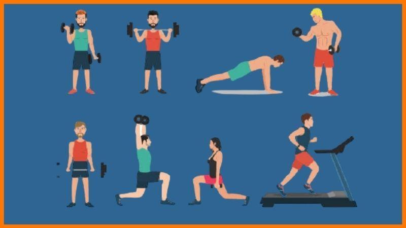 Fitness startups
