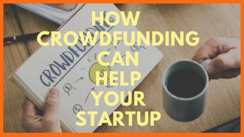How does crowdfunding work in India?
