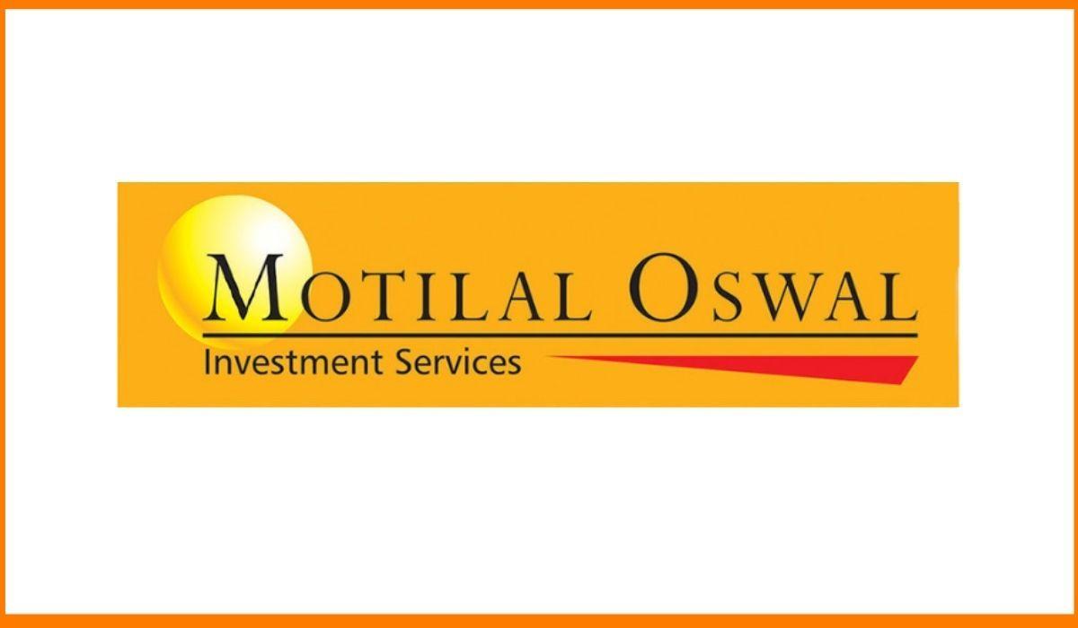 The logo of Motilal Oswal