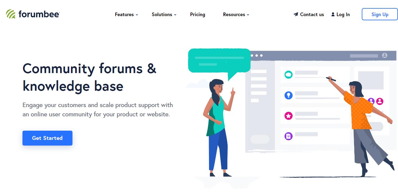 Forumbee Community Forum