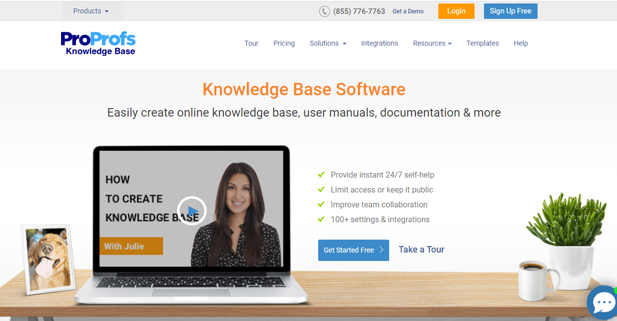 ProProfs Knowledge Base