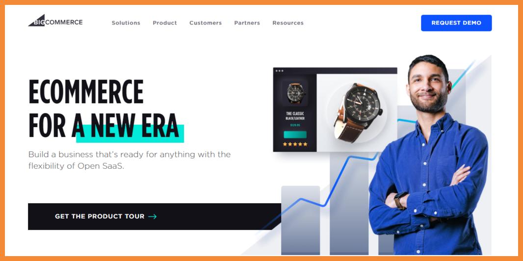 Big Commerce  No Code E-Commerce Platforms