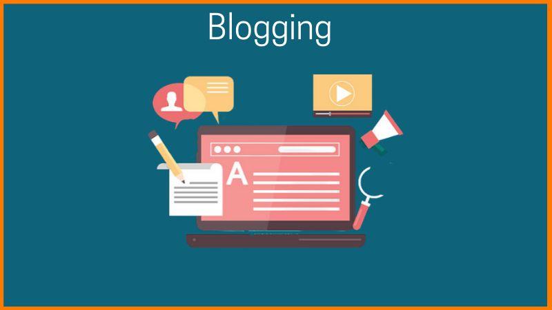Business ideas - blogging