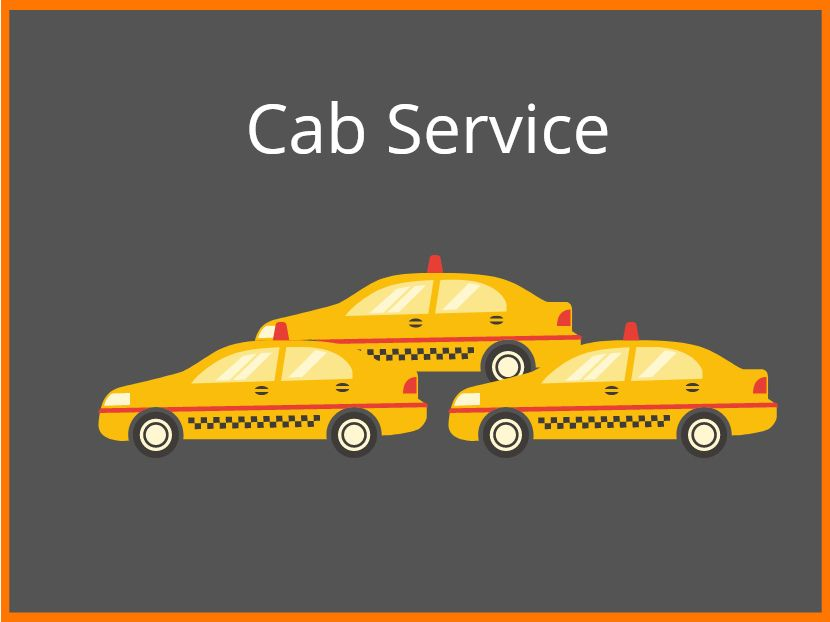 Lockdown ideas - cab service