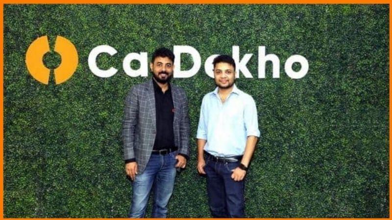 CarDekho founders