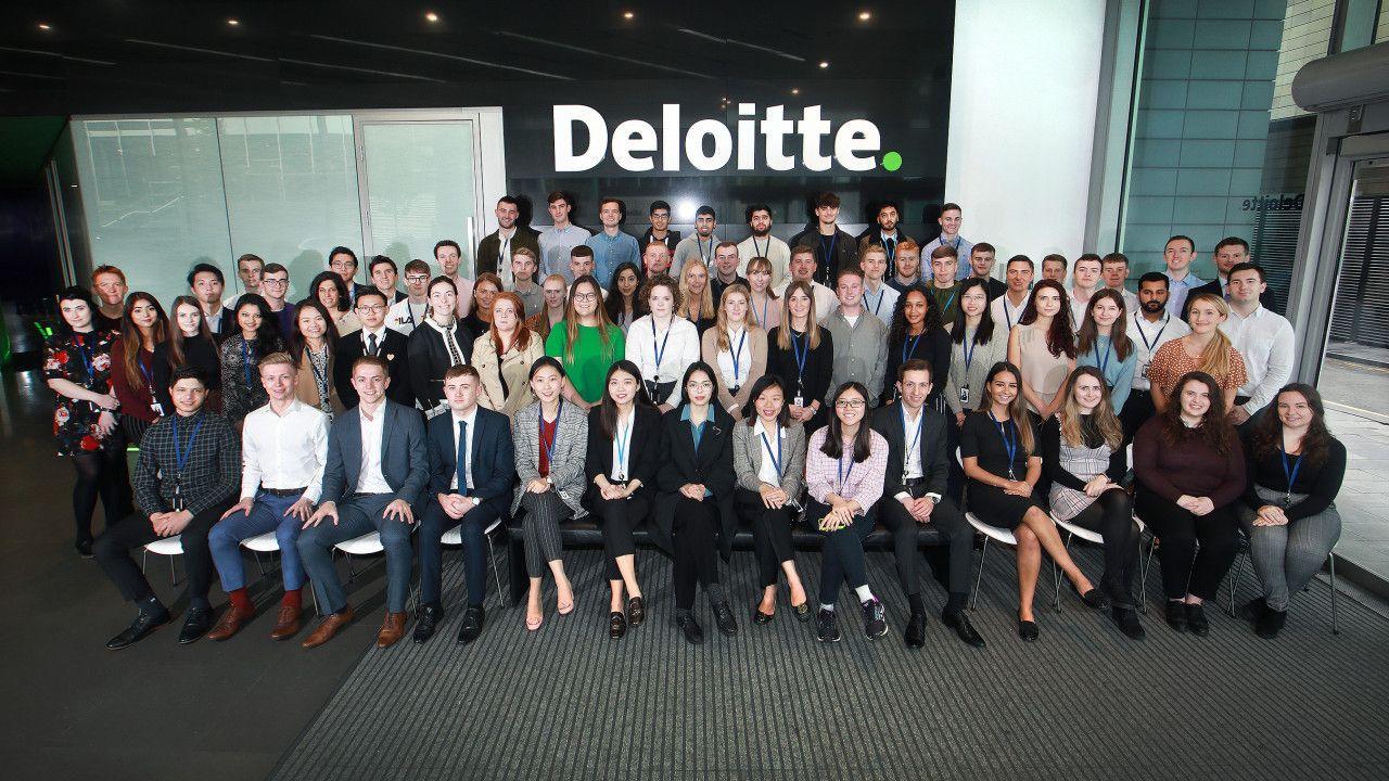 Deloitte Employees 2020
