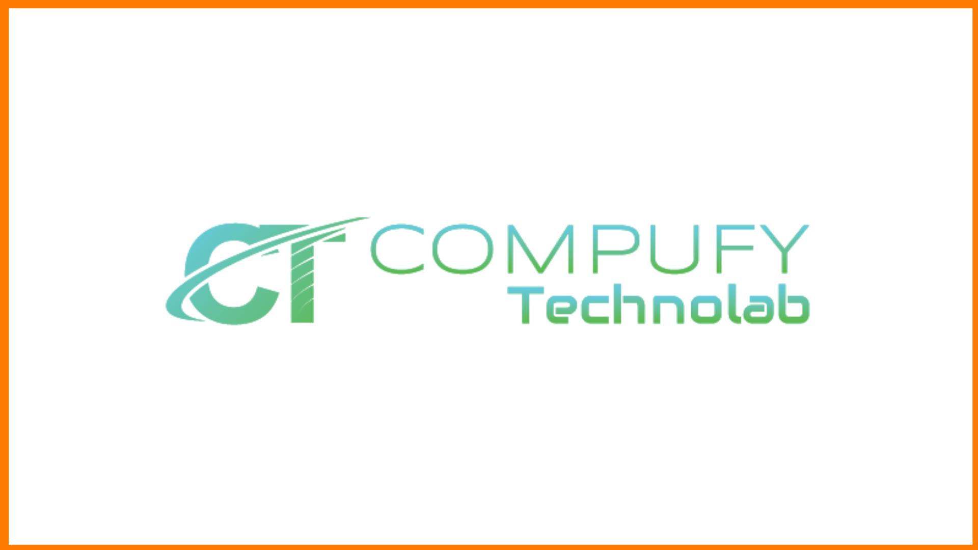Compufy Technolab Logo