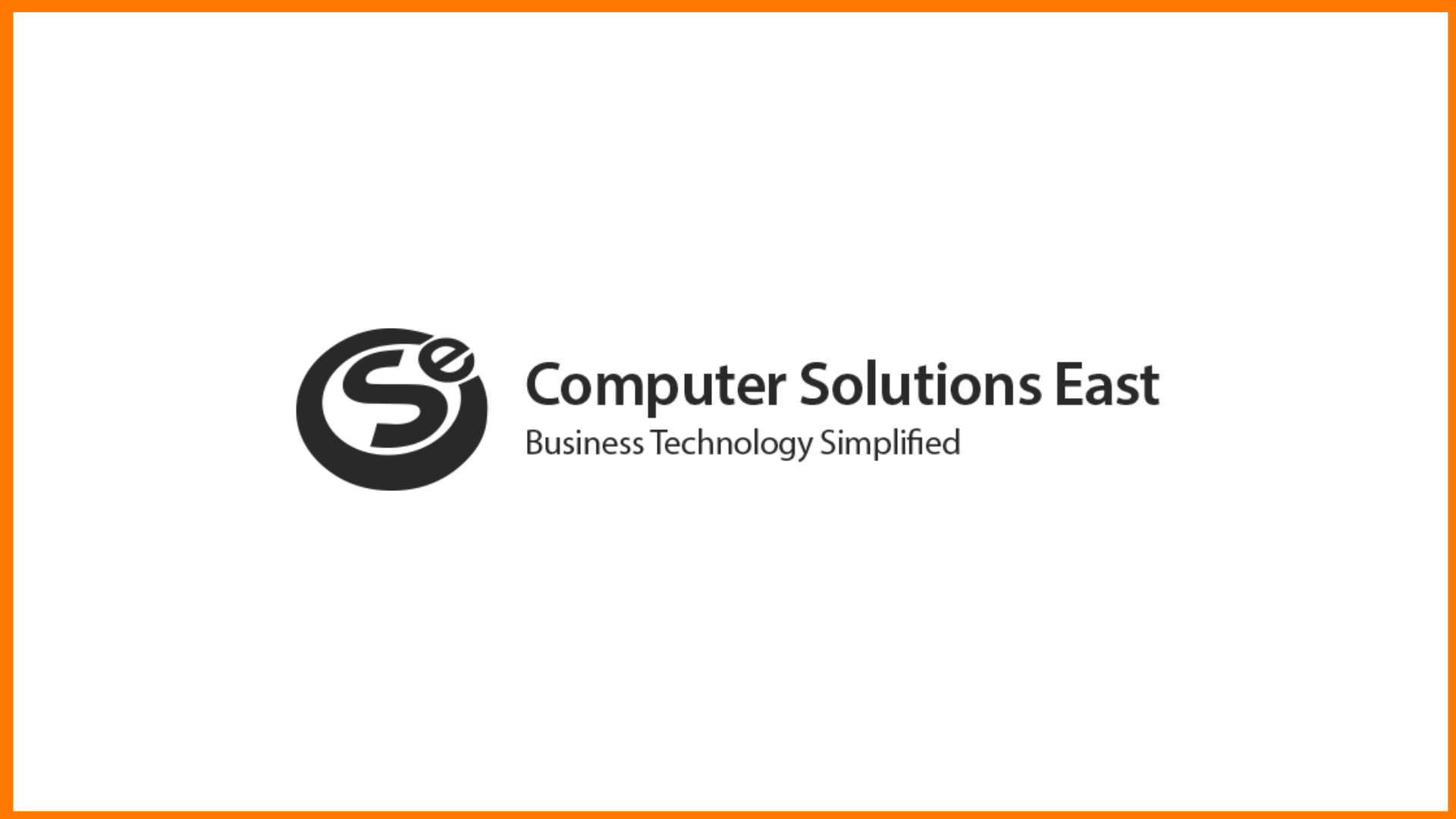 Computer Solutions East Logo