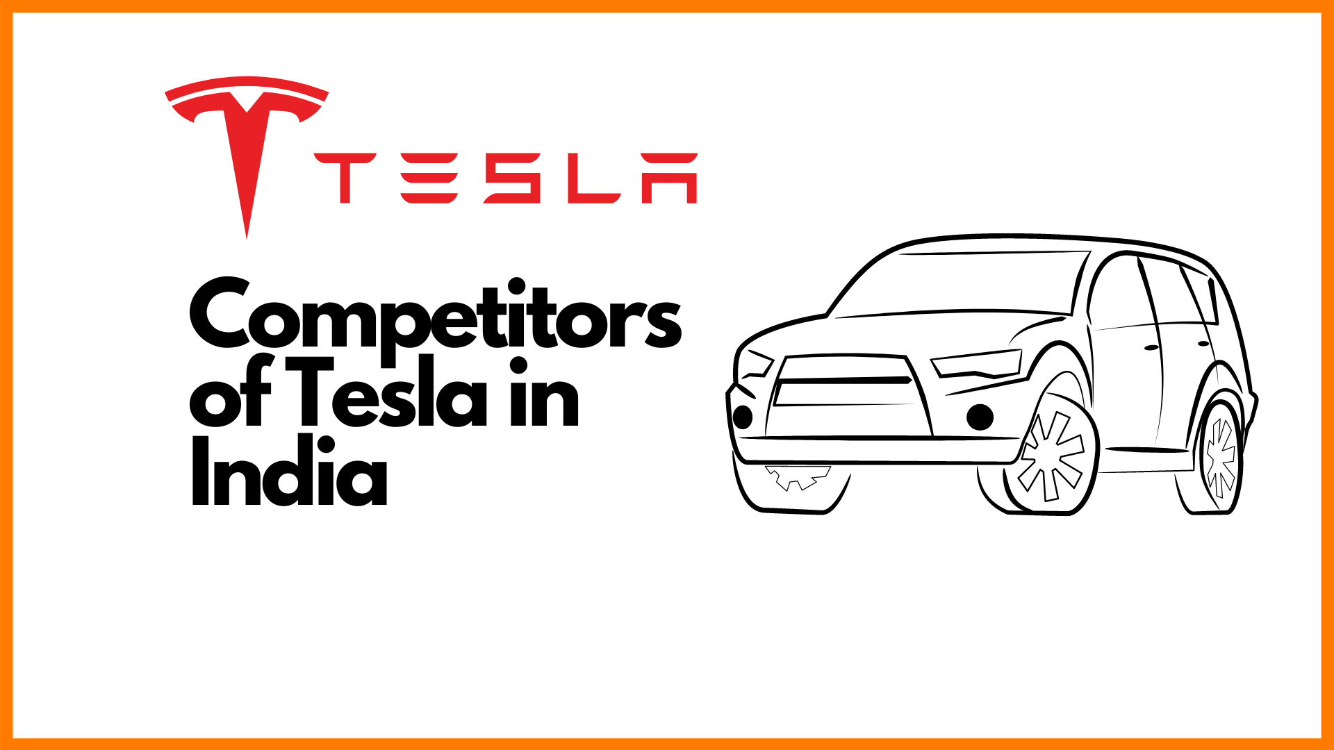 Competitors of Tesla in India