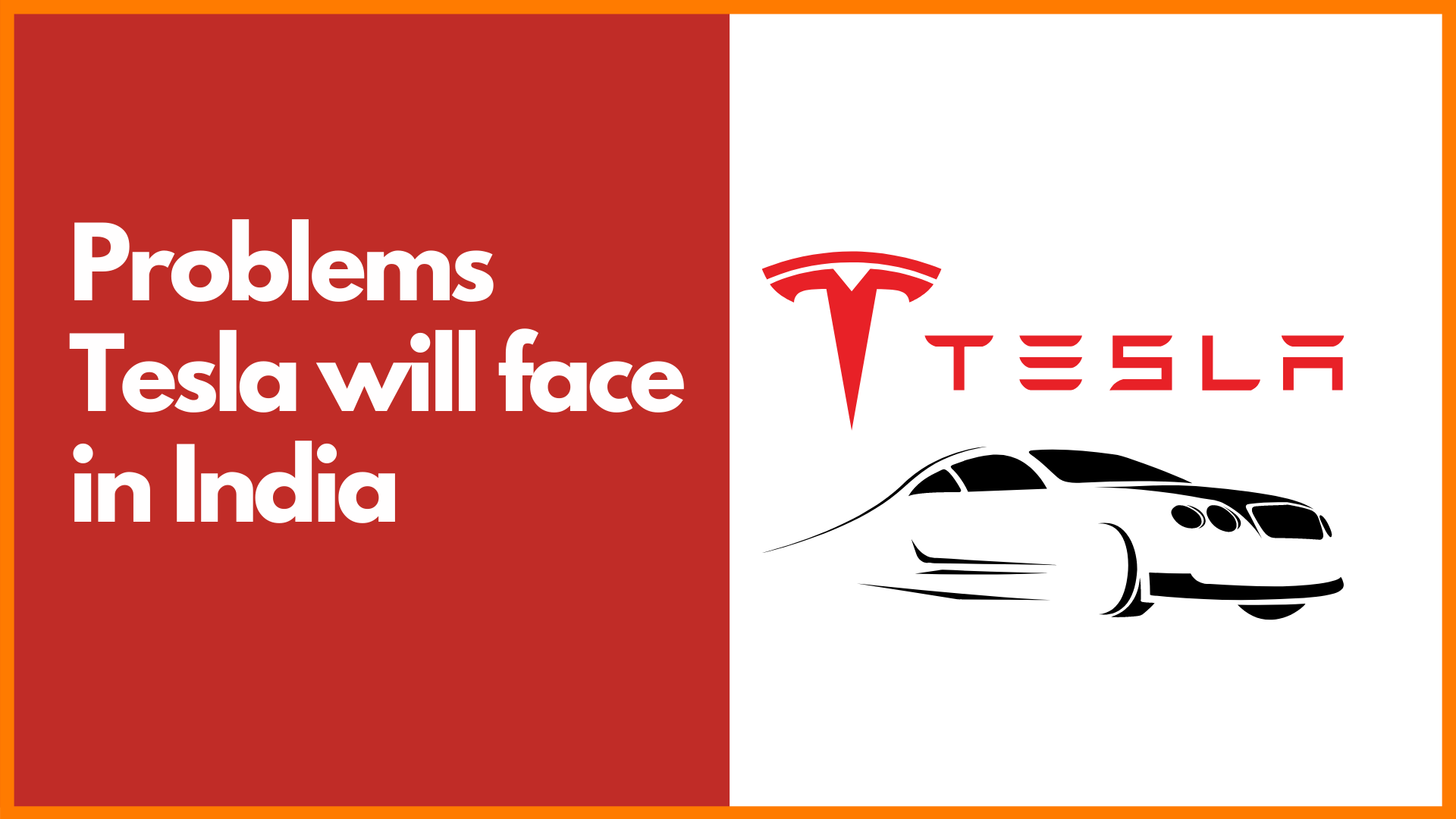 Problems Tesla will face in India