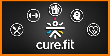 Cure.fit was funded by Ratan Tata