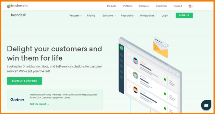 Freshdesk Customer Service