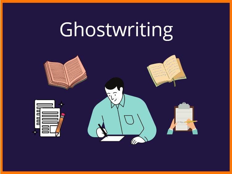 Ghostwriting Business idea