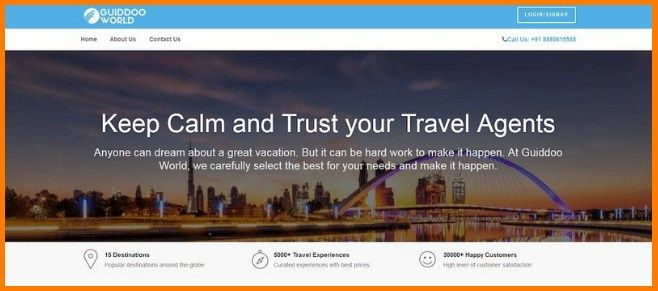 top travel startups in India