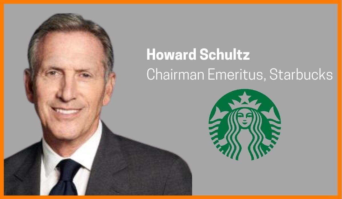 Howard Schultz: Visionary Billionaire And Starbucks' Strategist