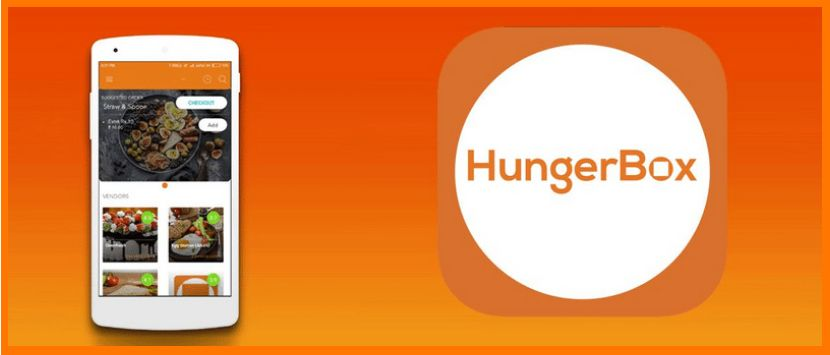 HungerBox App