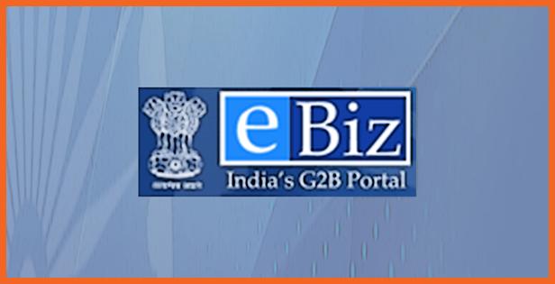India eBiz Portal G2B