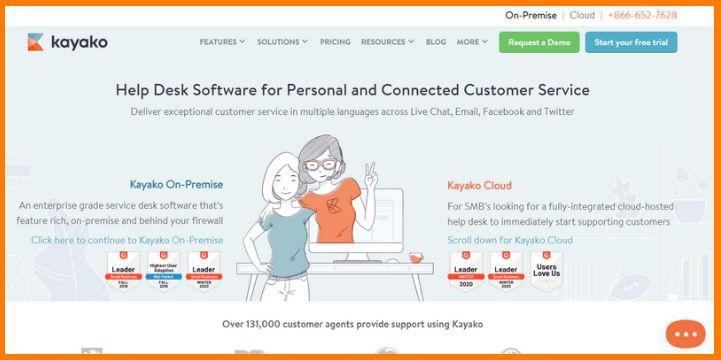 Kayako Customer Support