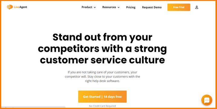 LiveAgent Customer Service