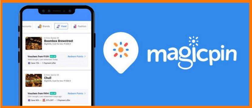 Magipin Mobile App