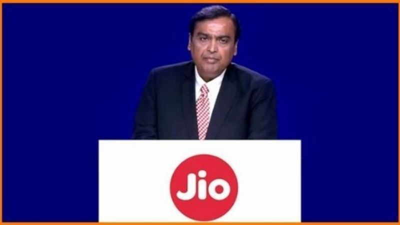 Mukesh Ambani - Founder of Jio
