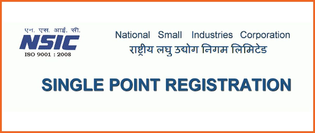 NSIC Single Point Registration logo