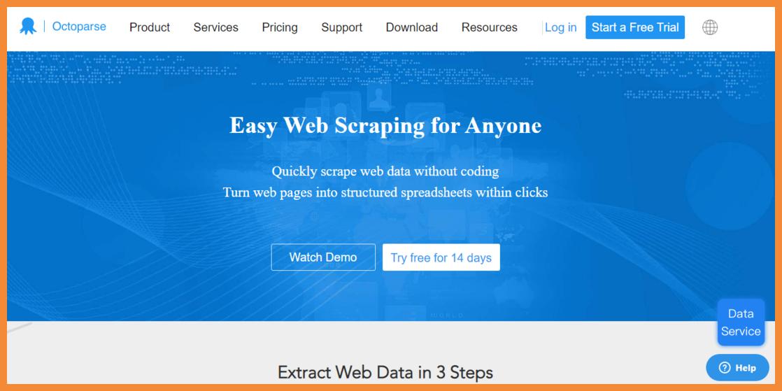 Octoparse-no-code-web-scraping-Startuptalky