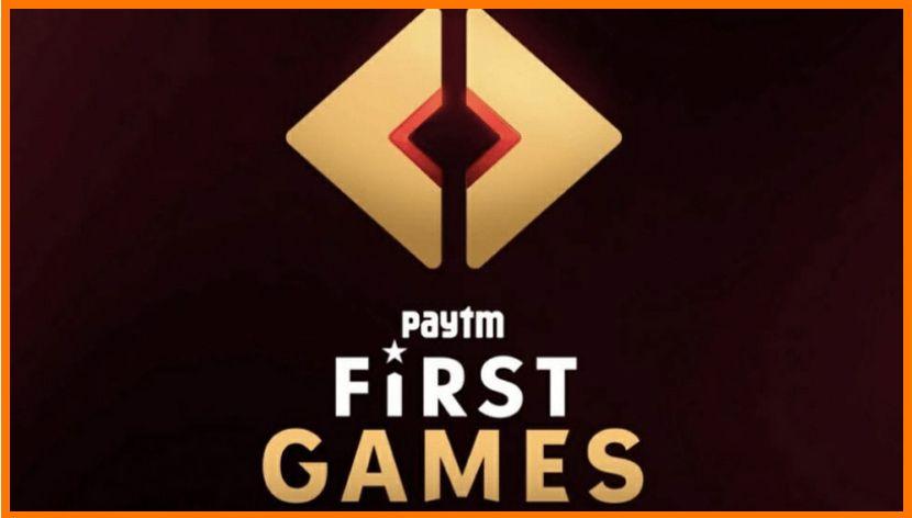 Paytm First Games Logo StartupTalky