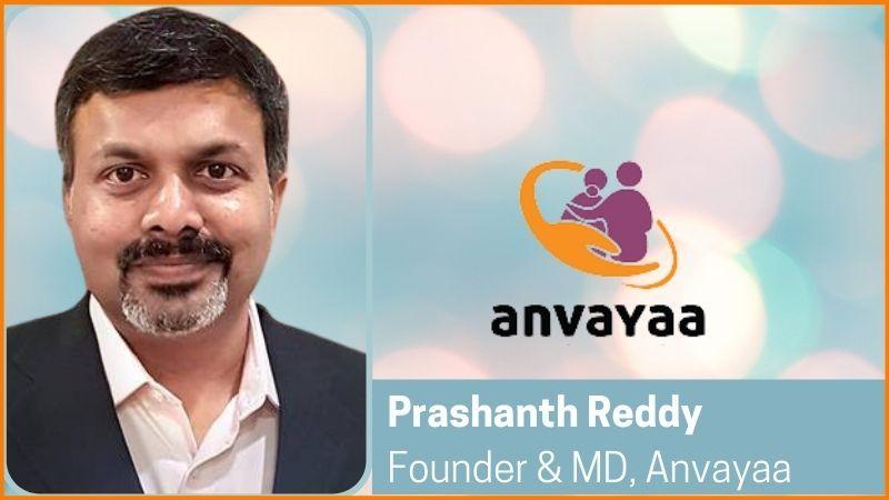 Anvayaa Elder Care Founder