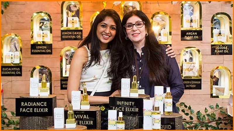 Owners and Founders of RAS Luxury Oils