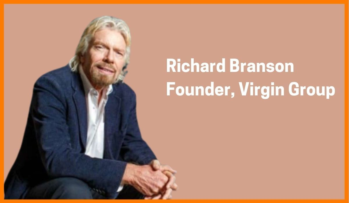 Everything About Richard Branson: Founder of Virgin Group