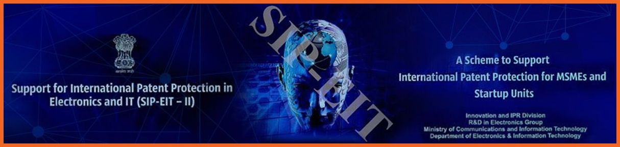 SIP-EIT Support for International Patent Protection