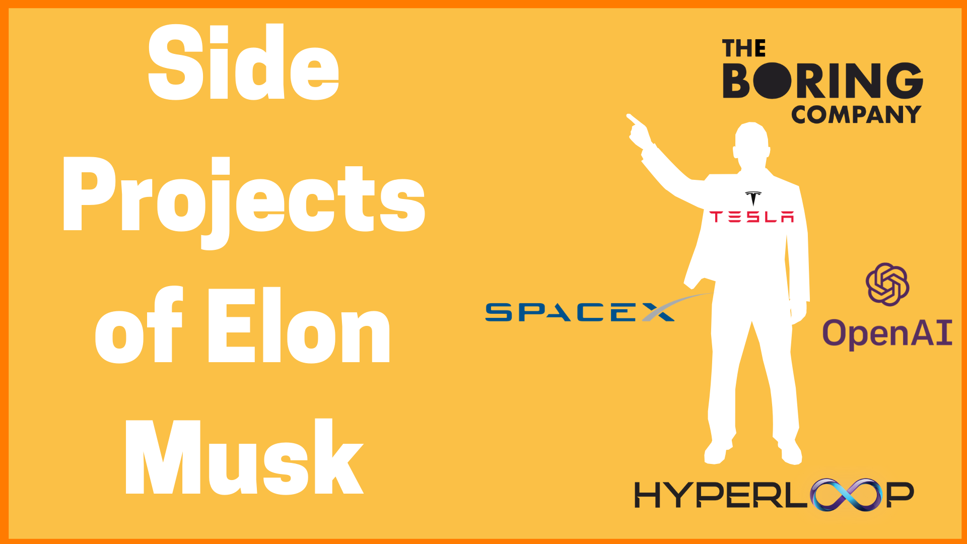 Side Projects of Elon Musk