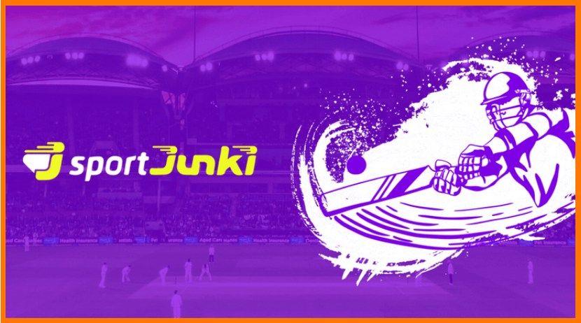 Sports Junki logo StartupTalky