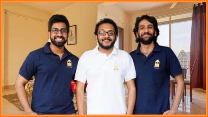 Viral Chhajer, Varun Bhalla and Devashish Dalmiya